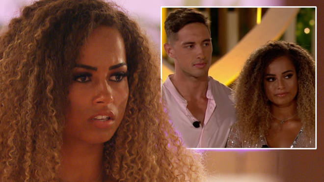 ITV axe Love Island spin-off show over fears Amber Gill and Greg O'Shea will split