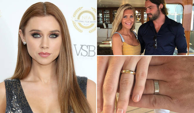 Una Healey's ex husband Ben Foden has re-married