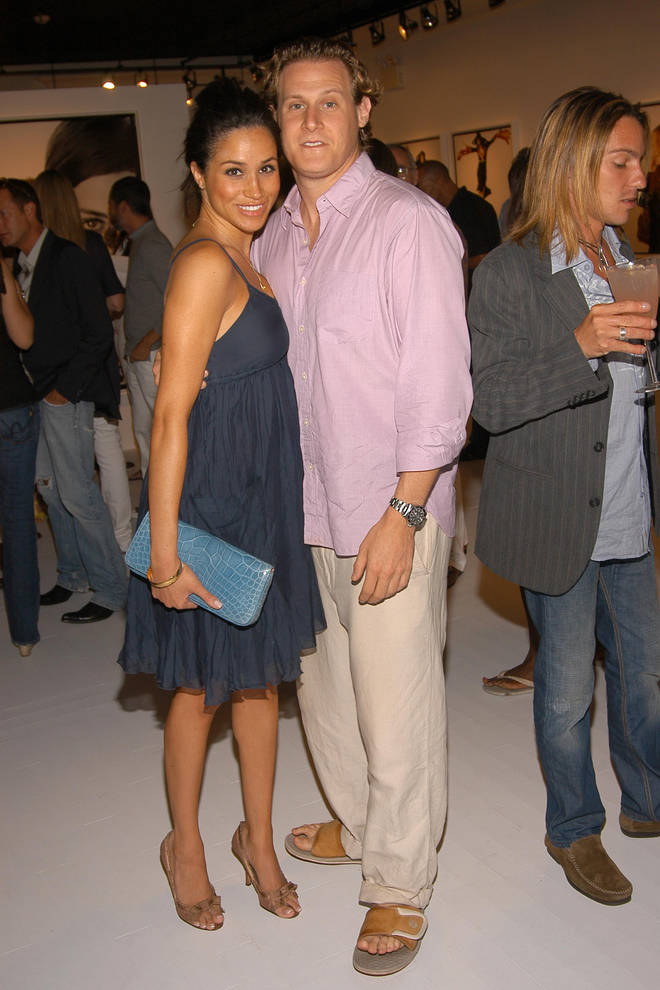 Meghan and Trevor were married for a few years in the early 2010s