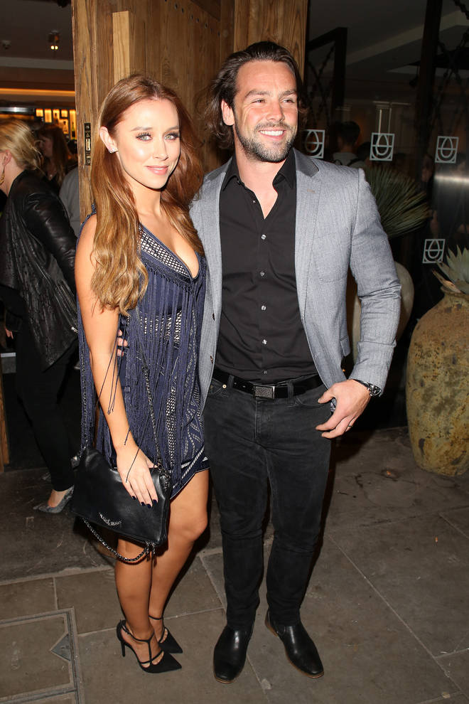 Una Healey and Ben Foden split after he was unfaithful to her