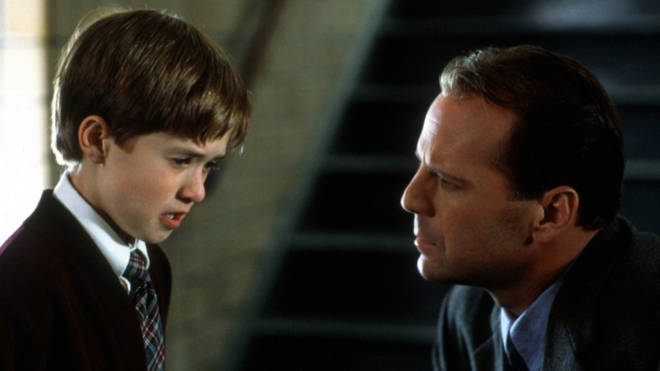 Haley stars in the film alongside Bruce Willis
