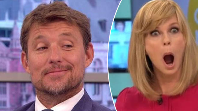 GMB viewers shocked as Ben Shephard claims he 'doesn't mind getting naked'