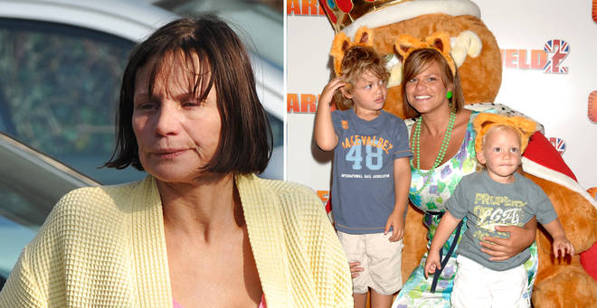 Jade Goody's mum has opened up about her last moments