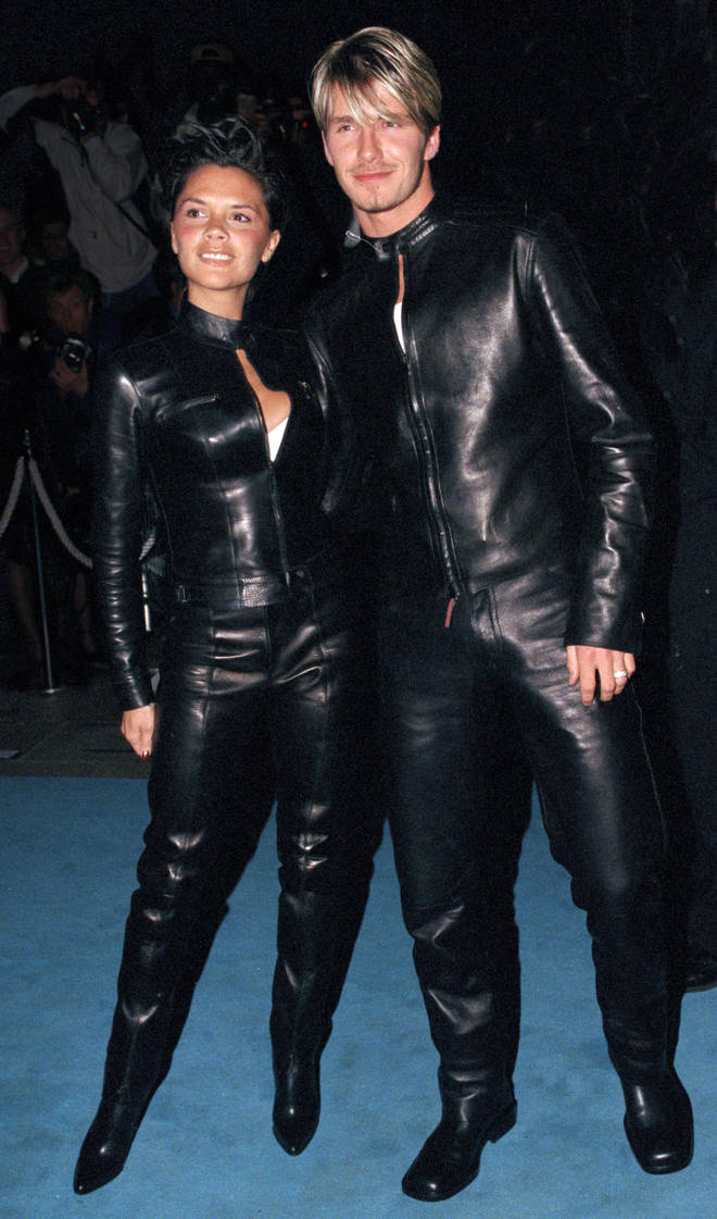 Their Versace Club gala party outfits definitely go down in the history books