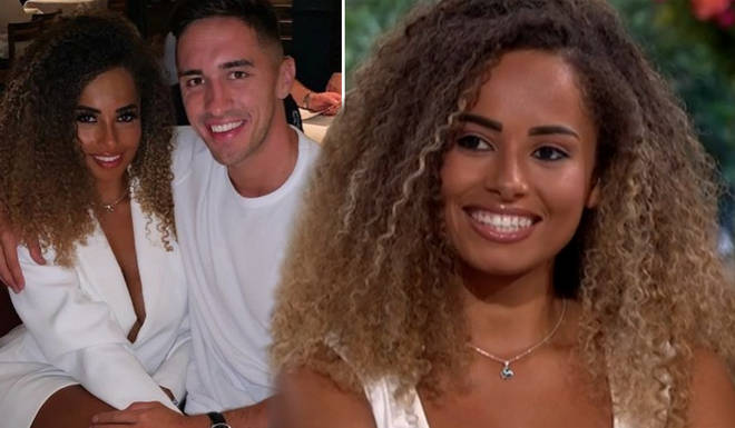 Amber Gill remembered Greg O'Shea with a sweet gesture during This Morning