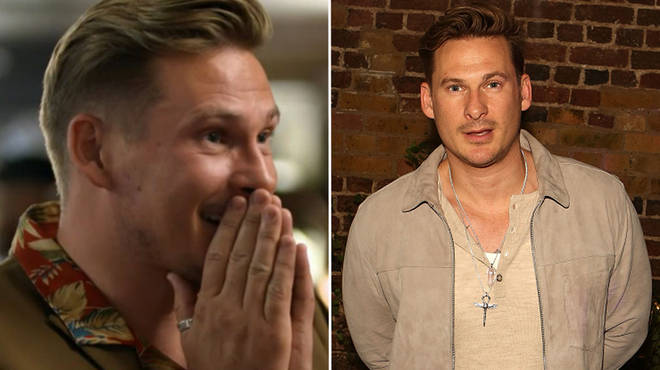 Lee Ryan is currently appearing in Celebs Go Dating