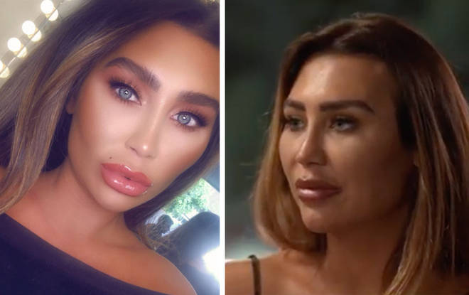 What plastic surgery has Lauren Goodger had and what did the Celebs Go Dating star look like before?