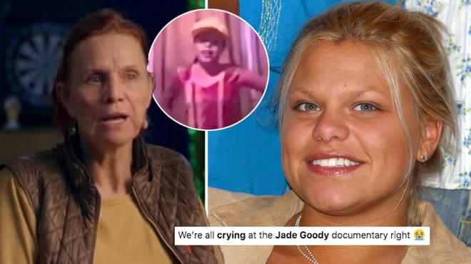 Jade Goody's documentary aired last night