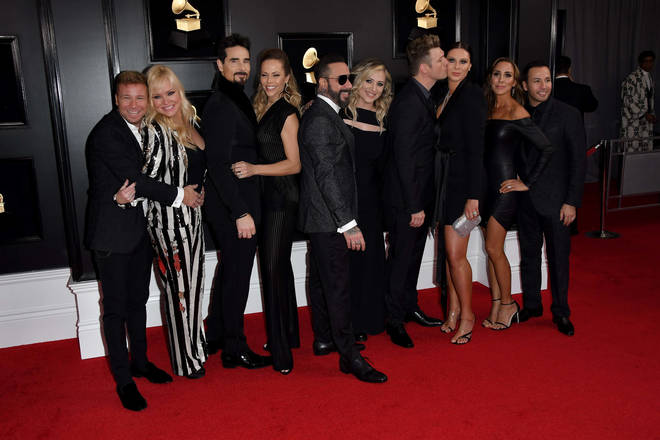 Meet the Backstreet Boys' wives and families