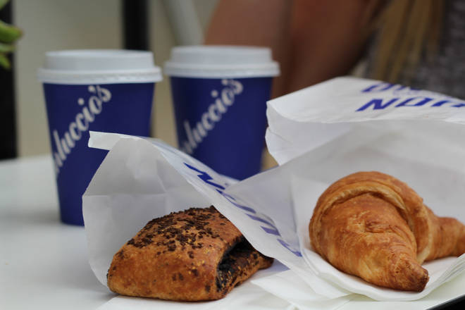 Carluccio's will be selling vegan croissants from August 14th