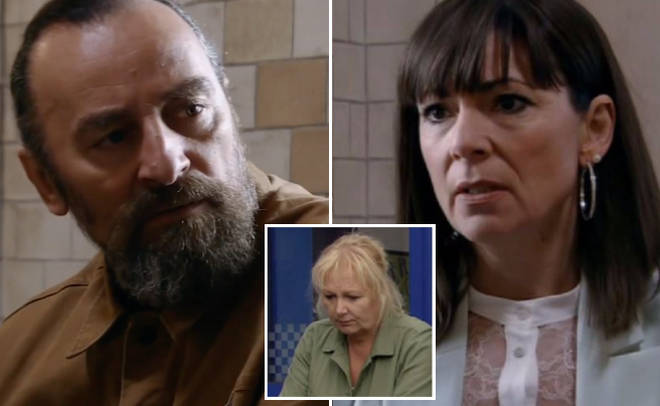 Soap fans were shocked to find that Jan Lozinski was actually an undercover police informant.