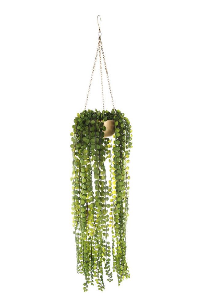 Faux plant, £6