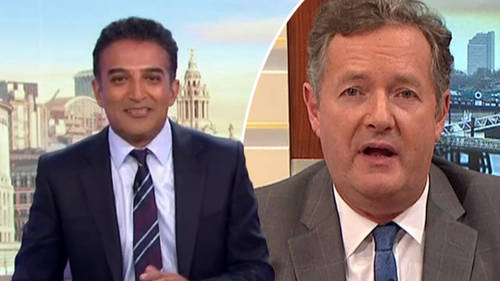 GMB viewers demand the return of Piers Morgan as they blast 'cocky