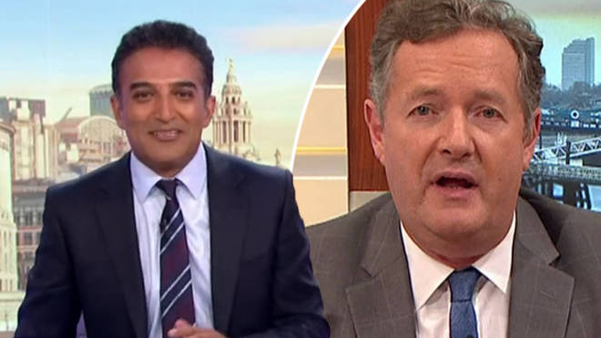 Fans are asking for Piers back on GMB