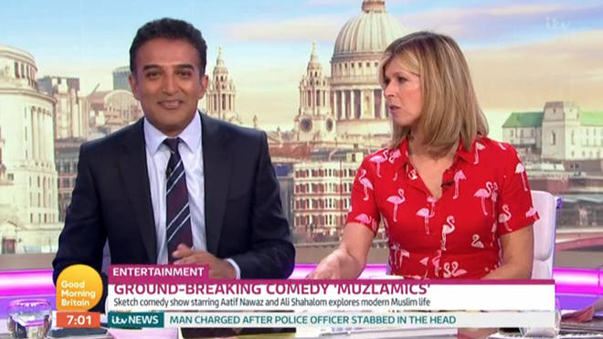 Adil has been blasted by GMB viewers
