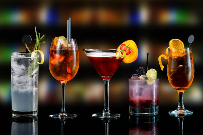 We share some delicious and easy spritz recipes to try at home (Stock image)