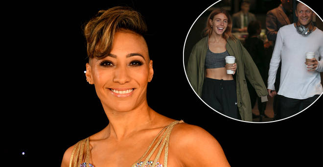 Karen Clifton has spoken out about her ex Kevin's new relationship