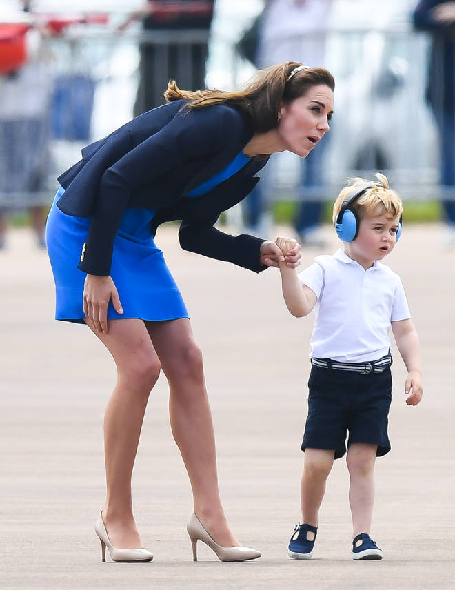 Kate Middleton reportedly works out everyday to keep her figure toned