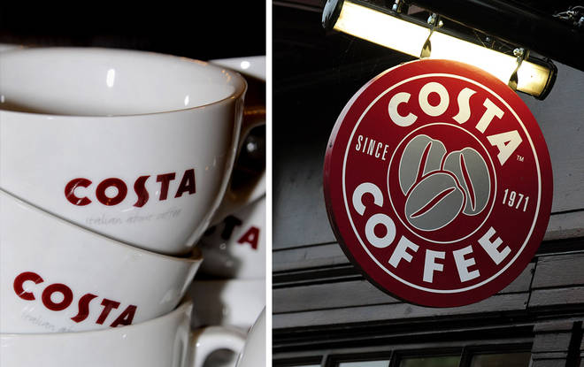 Costa Coffe has been blasted for their price inflation