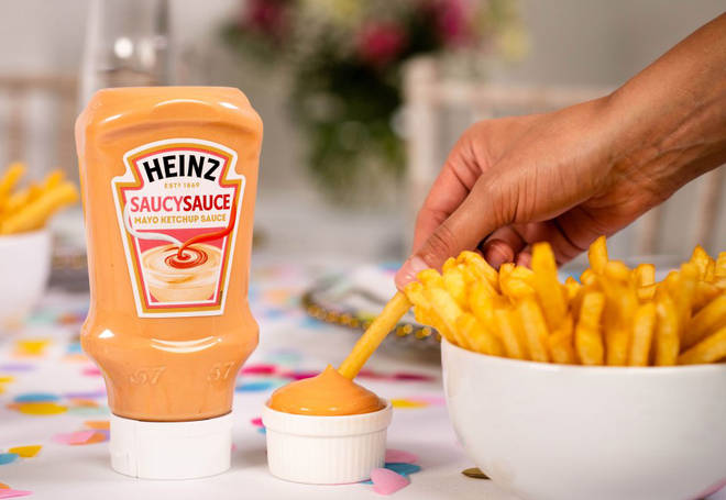 Heinz to launch 'Mayochup' this month but it will be named 'Saucy Sauce'