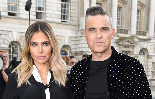 Family first: Robbie and Ayda Williams will travel to Hawaii for their daughter's first birthday so they...