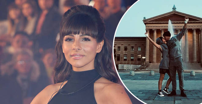 Roxanne Pallett goes public with new boyfriend one year after CBB 'punchgate' scandal