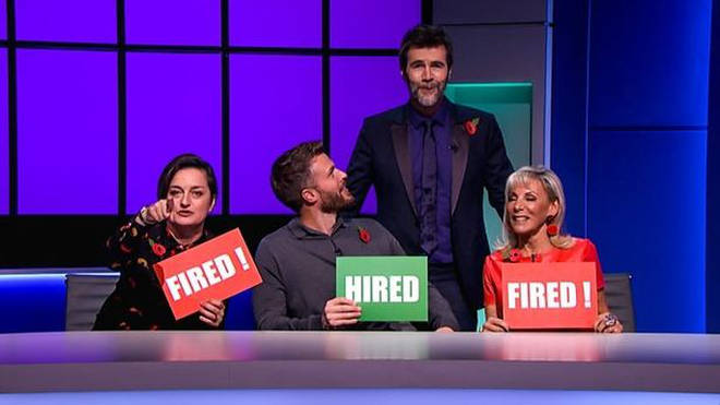The spin-off show was previously hosted by Rhod Gilbert
