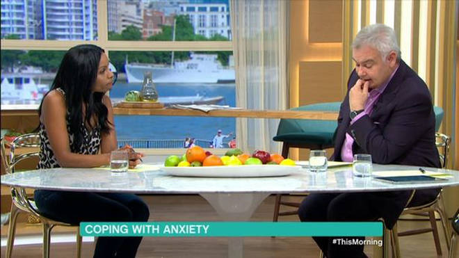 The section on anxiety upset poor Ruth