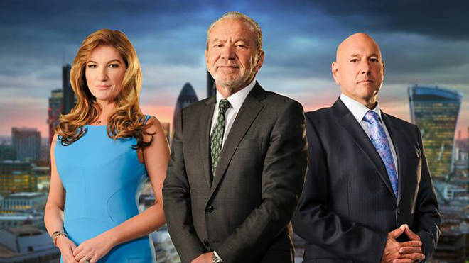 The Apprentice will soon be back on our screens...