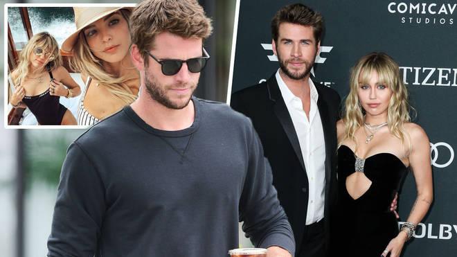 Liam Hemsworth has broken his silence on his split with Miley Cyrus