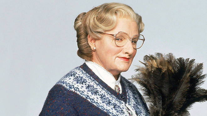 Mrs Doubtfire was released in 1993