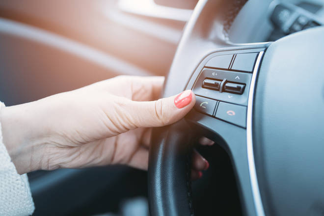 Taking a call in your car could put your safety at risk