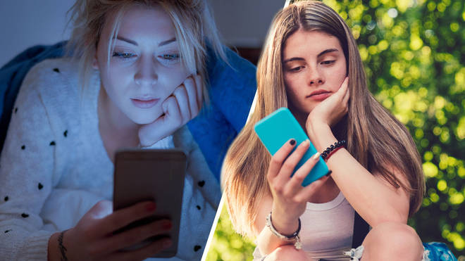 In the UK, nine out of ten teenagers now use social media