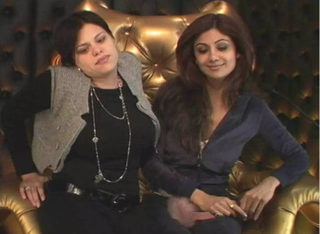 Jade was accused of being racist toward fellow housemate Shilpa Shetty