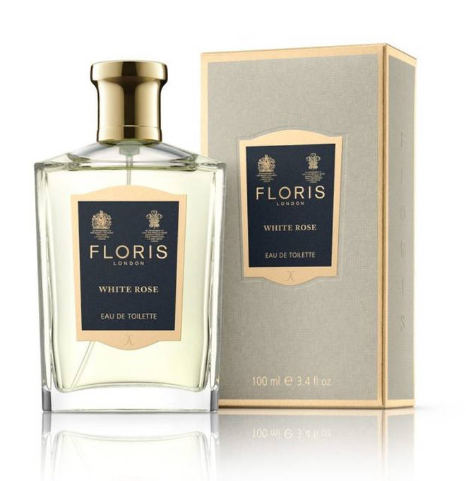 The Floris fragrances are said to be a fave of the Queen