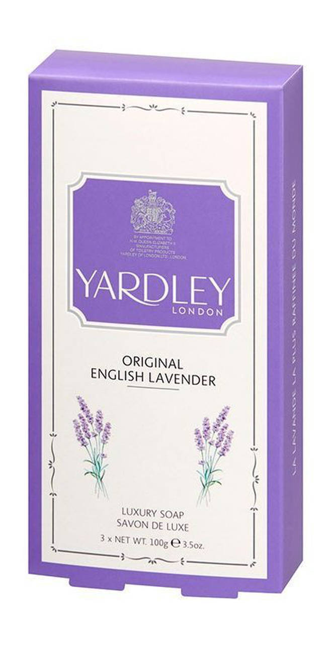 Yardley soaps are a long-standing royal favourite