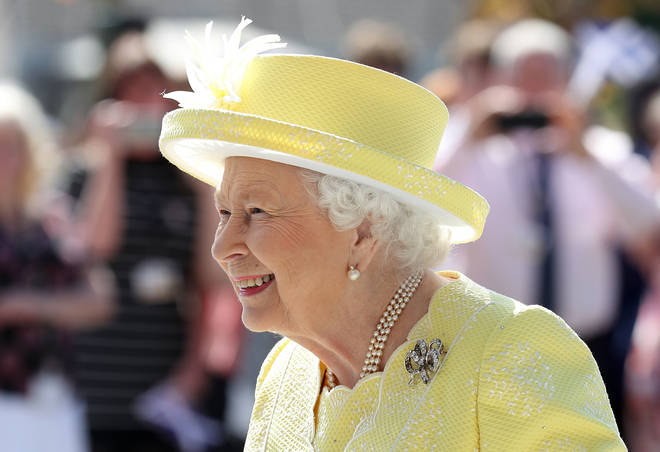 The Queen looks amazing for her age and is a fan of beauty products