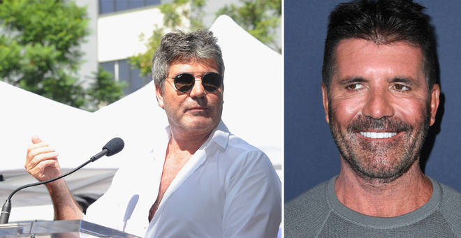 Simon Cowell has lost one and a half stone since switching to a vegan diet