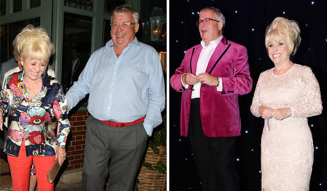 Christopher Biggins admitted that he doesn't let himself get upset around Barbara Windsor