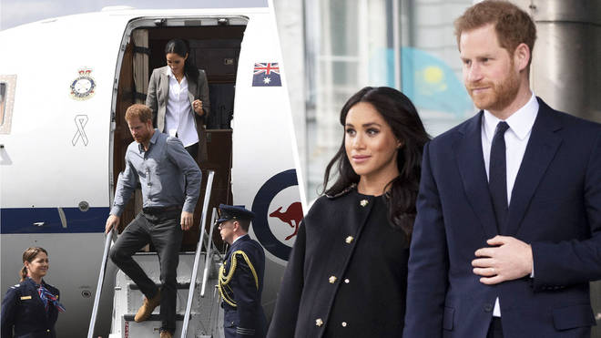 Meghan Markle and Prince Harry have received backlash for using a private jet to travel to Ibiza