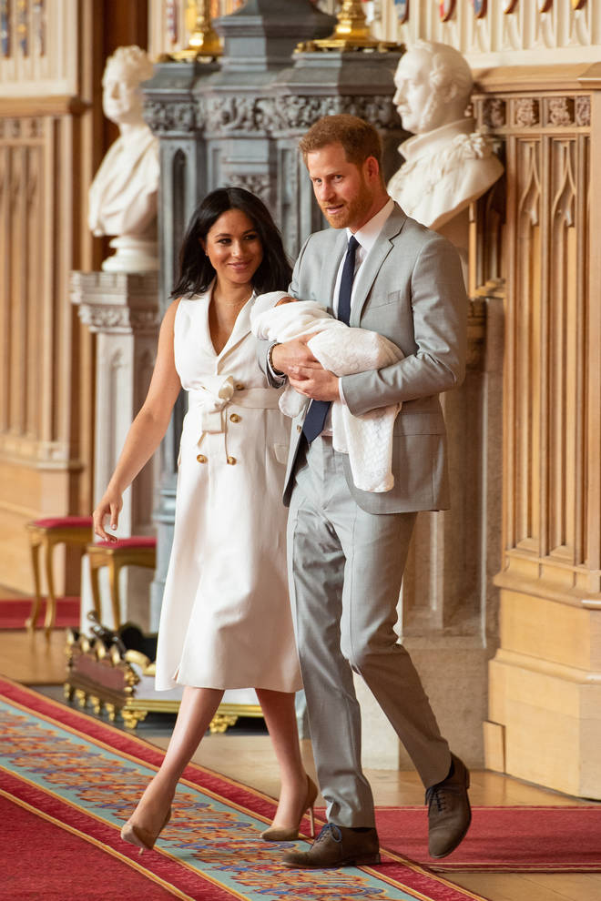 Meghan and Harry reportedly went to Ibiza with baby Archie for the Duchess of Sussex's birthday