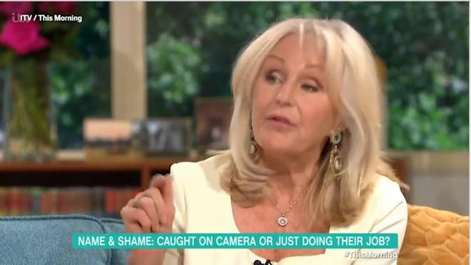 Liz Brewer was described as 'aggresive'