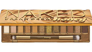 Urban Decay have launched their new Honey palette