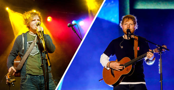 An exhibition on Ed Sheeran's life is opening
