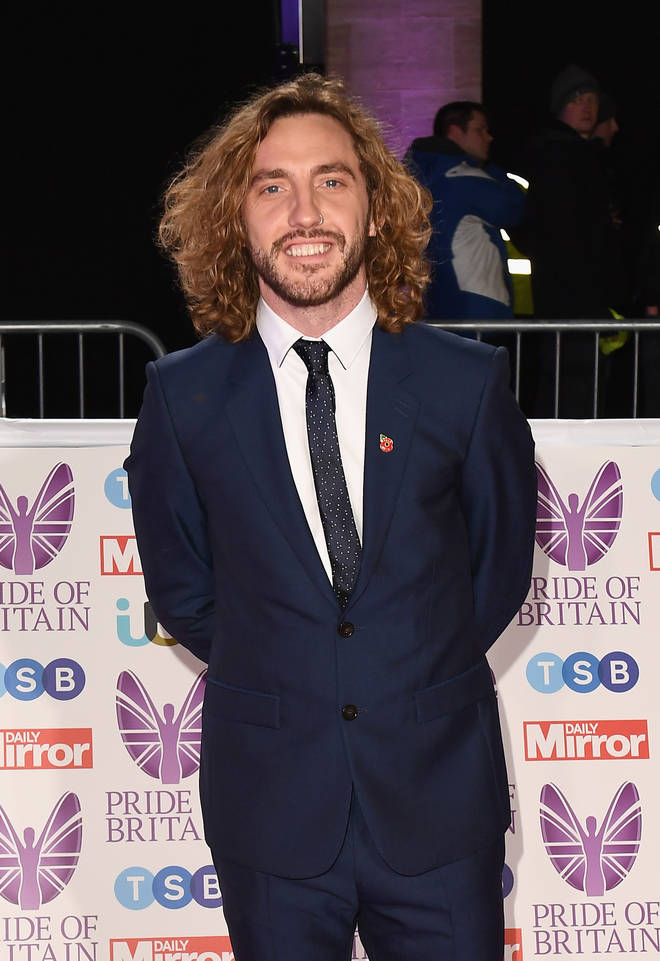 Seann Walsh was caught snogging Katya after they finished rehearsals last year