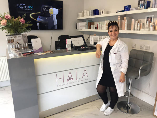 Dr. Hala spoke to Heart about new contouring techniques