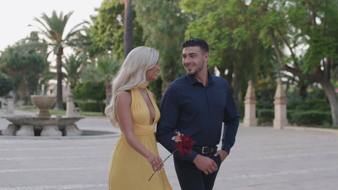 Molly-Mae and Tommy came second in this year's Love Island