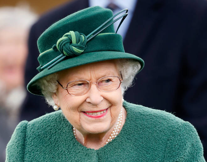 The Queen is said to have enjoyed watching the first series of The Crown