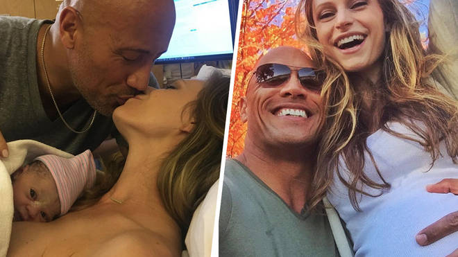The Rock and his long-term girlfriend Lauren have finally married