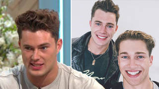 Curtis and his brother AJ have landed a new job on Lorraine